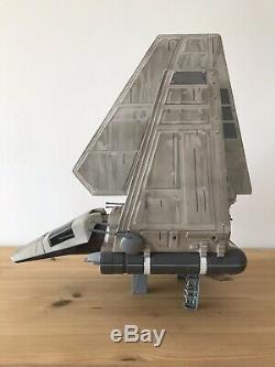 Star Wars Imperial Shuttle Tydirium Saga Collection LFL 1984 Kenner Not Vintage