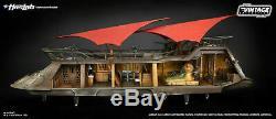 Star Wars Jabba's Sail Barge HasLab Vintage Collection Khetanna Yakface incl