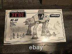 Star Wars Rotj Vintage Collection At-at Walker Toys R Us Exclusive Misb
