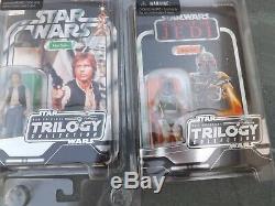 Star Wars Saga The Original Trilogy Vintage Collection 11 figures MOC
