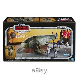Star Wars The Vintage Collection Slave 1 (Ep. 5 ESB 40th Anniversary) IN STOCK