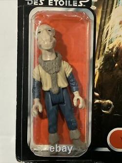 Star Wars Trilogo vintage Yak Face MOC Last 17