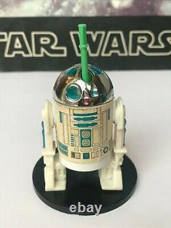 Star Wars Vintage 1977 Last 17 R2d2 Pop-up Lightsabre! 100% Original