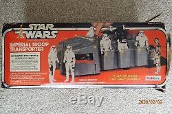 Star Wars Vintage 1979 Palitoy Imperial Troop Transporter Rare