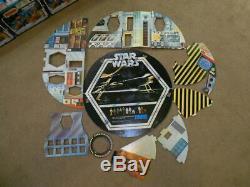 Star Wars Vintage Australian Toltoys New Zealand Death Star Playset Complete