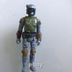 Star Wars Vintage BOBA FETT Painted Helmet Variant Action Figure 1979 Taiwan