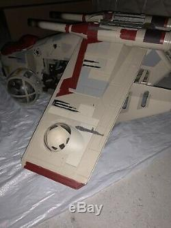 Star Wars Vintage Collection Attack Of The Clones Republic Gunship 2013