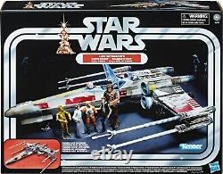 Star Wars Vintage Collection Luke Skywalker Red 5 X Wing Ship Hasbro Kenner New