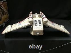 Star Wars Vintage Collection Republic Gunship Toys R Us Exclusive 2013 RARE