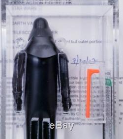 Star Wars Vintage Darth Vader Double Telescoping Vader Afa (ng)