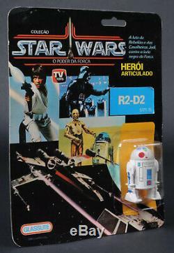Star Wars Vintage Glasslite R2-D2 MOC