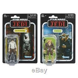 Star Wars Vintage Jabba's Palace Episode VI Return of the Jedi Adventure Playset