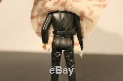 Star Wars Vintage Kenner Luke Skywalker Endor Battle Poncho POTF Last 17
