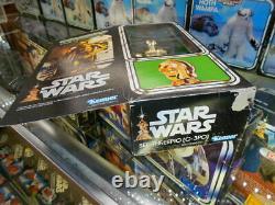 Star Wars Vintage Kenner Original 1977 C-3PO Large Size Action Figure Boxed