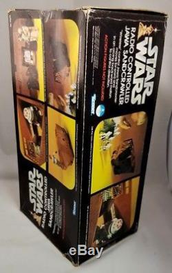 Star Wars Vintage Kenner Radio Controlled Jawa Sandcrawler SEALED MISB