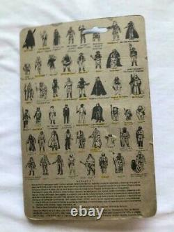 Star Wars Vintage Lili Ledy Prune Face 50 Back Very Rare Mexico LOOK