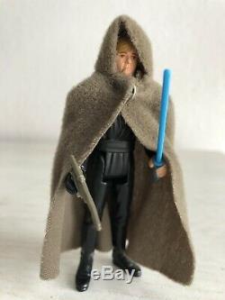 Star Wars Vintage Luke Skywalker Jedi Knight Original LFL 1983 Hong Kong Kenner