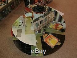 Star Wars Vintage Meccano Death Star Space Station Playset L'etoile Noire