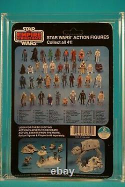 Star Wars Vintage Original ESB Hoth Snowtrooper Stormtrooper MOC AFA 75