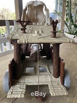 Star Wars Vintage Original Ewok Battle Wagon