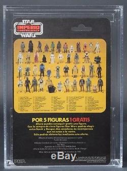 Star Wars Vintage PBP Hammerhead ESB 45 Back AFA 85 (85/85/90) MOC