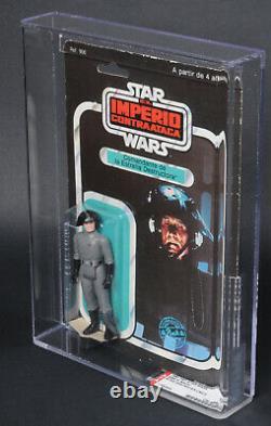 Star Wars Vintage POCH ESB 31 Back Death Squad Commander AFA 80+ (80/85/85) MOC