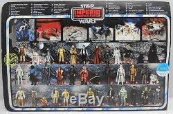 Star Wars Vintage Pbp Poch Rare Yoda El Imperio Contraataca 37 41 A Back Moc