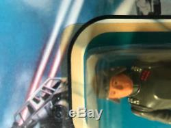 Star Wars Vintage ROTJ AT-AT Commander 65 Back Unpunched MOC