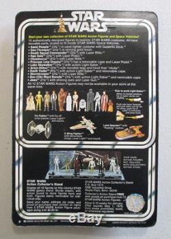 Star Wars Vintage See-Threepio C-3PO Figure MOC Unpunched 12 Back B Kenner