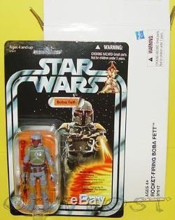 Star Wars Vintage TVC Boba Fett Rocket Firing Exclusive
