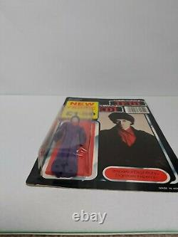 Star Wars Vintage Tri Logo Imperial Dignitary last 17 Moc/Carded Figure