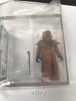 Star Wars Vintage VINYL CAPE JAWA AFA 85 Looks like a 90 recent grading