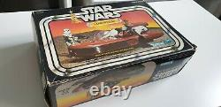 Star Wars original vintage Land Speeder Kenner 1978 inkl SW Box (MIB)