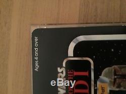 Star Wars vintage moc boba fett Palitoy not AFA UKG Potf kenner maybe tt
