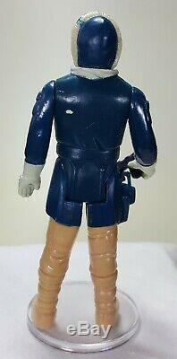 Star Wars vintage variant Han Solo Hoth molded legs