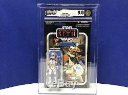 Star wars vintage collection VC19 Cody With Boba Fett Offer AFA 9.0 NM+