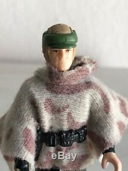 Star wars vintage kenner 1985 Luke Skywalker Endor Battle Poncho