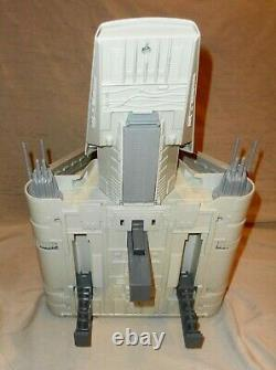 VINTAGE 1984 KENNER STAR WARS ROTJ IMPERIAL SHUTTLE withBOX Unused Stickers WOW