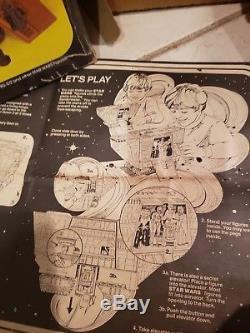 VINTAGE STAR WARS 1979 REMOTE CONTROL JAWA SANDCRAWLER Missing remote