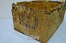 Very RARE Vintage STAR WARS TOP TOYS ARGENTINA Shipping Carton Box