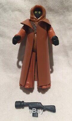 Vintage 1977 Star Wars VINYL CAPE JAWA Non Graded Rare