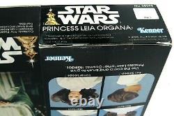 Vintage 1978 Kenner Star Wars 12 Princess Leia Organa Doll Mint withBox MIB NRFB