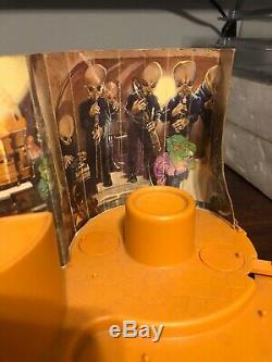Vintage 1978 Kenner Star Wars Creature Cantina Playset Complete Original 10 Figs