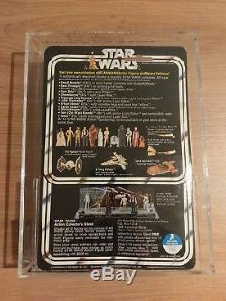 Vintage 1978 Kenner Star Wars Vintage 12Back C R2-D2 AFA 80 RARE