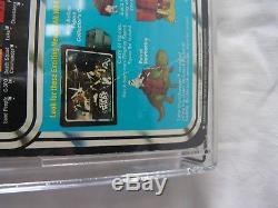 Vintage 1978 STAR WARS (Kenner) JAWA 20A Back AFA 75 (75/80/85) Ex+/NM Unpunched