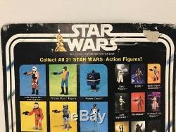 Vintage 1979 Star Wars MOC 21 back Power Droid. Kenner-Factory Sealed
