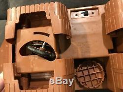 Vintage 1979 Star Wars Radio Controlled Jawa Sandcrawler