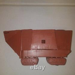 Vintage 1979 Star Wars Radio Controlled Jawa Sandcrawler Complete with Box