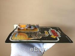 Vintage 1980 Kenner Star Wars 1982 ESB 41 Back BOBA FETT Free Acrylic Case Look