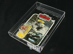 Vintage 1980 Kenner Star Wars ESB 32 Back Yoda AFA Graded 60 EX Orange Snake